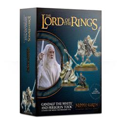 Gandalf the White and Peregrin Took-10910