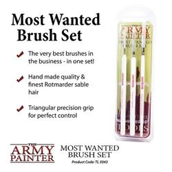 Most Wanted Brush Set-14435