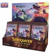 Strixhaven: School of Mages Set Booster Box-18439