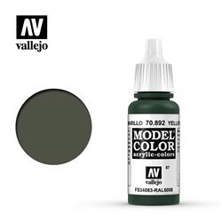 Yellow Olive - Model Color 087 (17 ml)-17430