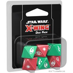 Star Wars: X-Wing - Dice Pack-14586