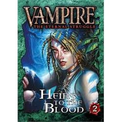 Heirs to the Blood Bundle 2-11934