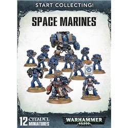 Start Collecting! Space Marines-6495