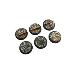 Cobblestone Bases WRound 40mm (2)-9516