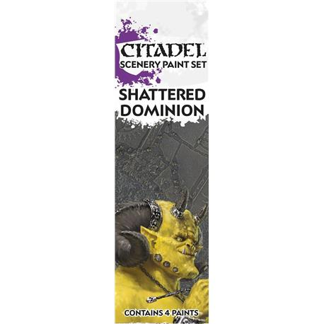 Shattered Dominion Paint Set-7210