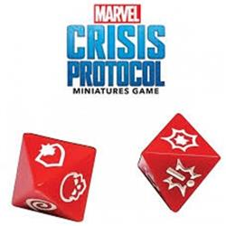 Marvel Crisis Protocol Dice Pack-15433