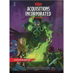 Dungeons & Dragons: Acquisitions Incorporated ENG-16188