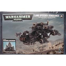 DARK ANGELS Land Speeder Vengeance-2734