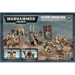 DARK ANGELS Deathwing Command Squad-5048