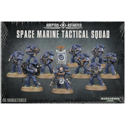 SPACE MARINES Tactical Squad-8777