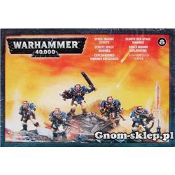 SPACE MARINES Scouts-2001