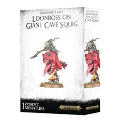 Loonboss on Giant Cave Squig-14474