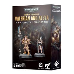 Talons of the Emperor: Valerian and Aleya-16337