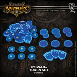 Cygnar Token Set MKIII-7087