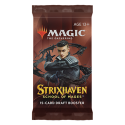 Strixhaven: School of Mages Draft Booster-18436