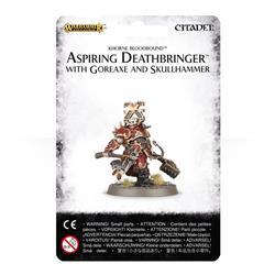 Aspiring Deathbringer with Goreaxe and Skullhammer-9408