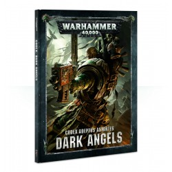 Codex: Dark Angels (HARDBACK)-9248