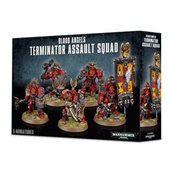 Blood Angels Terminator Assault Squad-12848