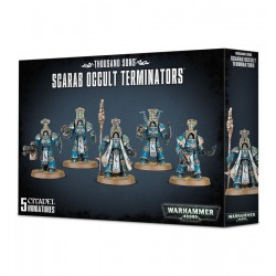 THOUSAND SONS Scarab Occult Terminators-8036