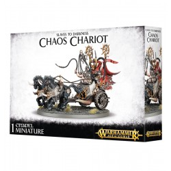 SLAVES TO DARKNESS Chaos Chariot-5046