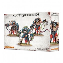 CLAN SKRYRE Stormfiends-5868