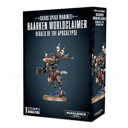 CHAOS SPACE MARINES Haarken Worldclaimer-11002