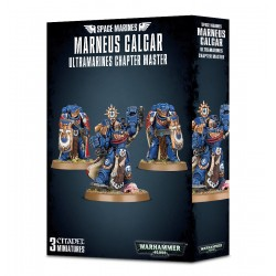 SPACE MARINES Marneus Calgar and Honour Guard-1508