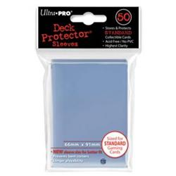 Ultra Pro Sleeves - Clear 50 szt-8406