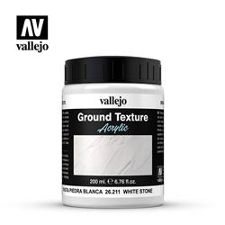 Ground Texture White Stone Paste 200 ml-11577